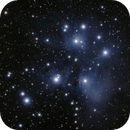 Pleiades - M45,                                Jared Watson