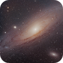 M31 Andromeda 2.0 for 2019,                                Dawn Lowry