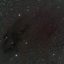 Dark clouds in Taurus LRGB,                                Janos Barabas