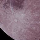 lunar crater Tycho,                                ben72