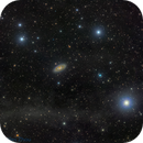 Messier 64,                                Miles Zhou