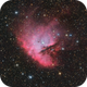 Pacman Nebula - NGC 281,                                Alessandro Carrozzi