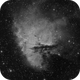 NGC281,                                  Le Mouellic Guill...