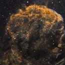 IC 443 Jellyfish Nebula,                                Ezequiel