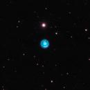 The Eskimo Nebula,                                rveregin