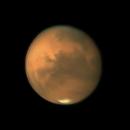Mars on 18th September 2020 (LRGB),                                Henning Schmidt