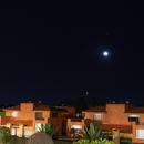 2017-01-02 Conjunción Venus - Luna - Marte,                                Alfredo Beltrán
