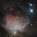 M42 Orion Nebula,                                Jonathan W MacCollum