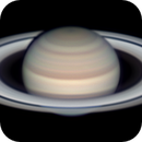 Saturn on August 9, 2020,                                Chappel Astro