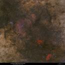 The Milky Way Around M6,                                Gabriel R. Santos...