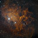 IC405 Bicolor,                                Matthias Steiner