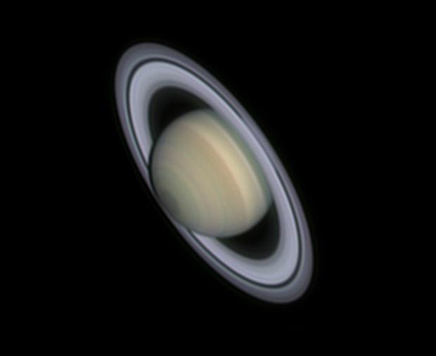 Saturn, April 25th, 2015,                                Flávio Fortunato