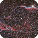 Nebulosa del Velo NGC 6960,                                Enrique Arce