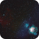 Horsehead and Orion Nebulas,                                Shawn