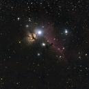 Horsehead and Flame Nebula,                                Michael Donaldson