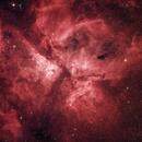 Carina Nebula,                                Astro_Hoff