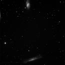 M66 and NGC 3628,                                Jim Meeker