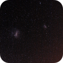 Large and Small Magellanic Clouds,                                Geoff Scott