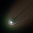 Comet NEOWISE Multiple Bow Shocks,                                Debra Ceravolo