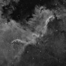 NGC7000, North America Nebula, Ha,                                Sören Ottenhof