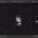 Whirpool Galaxy (M51),                                Radek Kaczorek