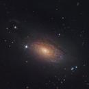 Messier 63: The Sunflower Galaxy,                                John Michael Bell...