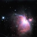 M42 Orionnebel,                                Patrick Hof