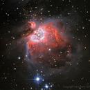 M42 - Orion Nebula,                                Dario Iraci
