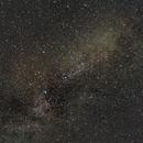 Milkyway Cygnus Region,                                Cameron Meadors