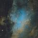 Eagle Nebula,                                Henry Kwok