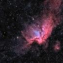 NGC7380 en HOO,                                Georges