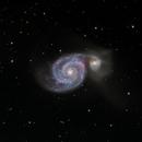 M51 the Whirlpool Galaxy,                                grapeot