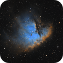 Pacman Nebula NGC 281,                                Ezequiel