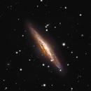 NGC 2683 - The UFO Galaxy,                                Timothy Martin & Nic Patridge