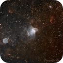 NGC 346 and others,                                Gerson Pinto