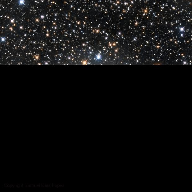 Fireworks Galaxy,                                Samuel