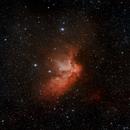 NGC 7380 - Wizard Nebula,                                Jeff Kisslinger