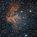 NGC 7380 & Wizard Nebula,                                Jay Crawford