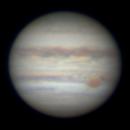 Jupiter on June 23, 2020,                                Chappel Astro