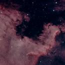 North American Nebula,                                mfranks_160
