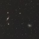 NGC 4535 - NGC 4526,                                antoniogiudici