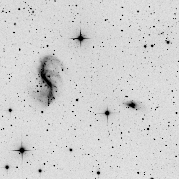 NGC4731,                                Geoff
