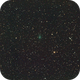 Comet ATLAS (C/2019 Y4) on April 16, 2020,                                JDJ