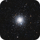 NGC 6752 - Globular Cluster in Pavo,                                Cluster One Observatory