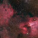 Swan Nebula (M17) - Deep Sky West Remote Observatory,                                Deep Sky West (Lloyd)