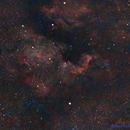 North America Nebula,                                mjgood