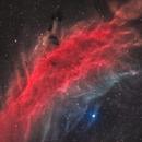 NGC 1499,                                Christopher Scott