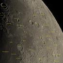 Crescent Moon (Mare Serenitatis, Posidonius Schumacher...) 36%,                                Cyril NOGER