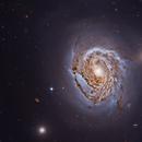 NGC 4911,                                Steven Marx