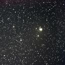Cometary Globule CG-12 in Centarus,                                Lawrence E. Hazel